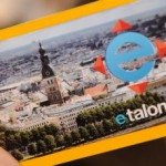 E-talona the e-tickets in Latvia railroad